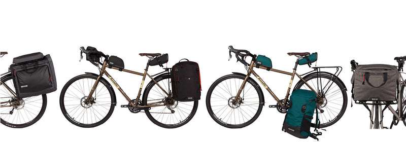 Two Wheel Gear - 2020 Bike Bags, Panniers, Handlebar Bags, Backpacks