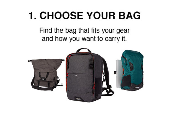 Two Wheel Gear - Choose your bike bag