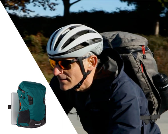 Two Wheel Gear - Bike Commute Backpack - Bags