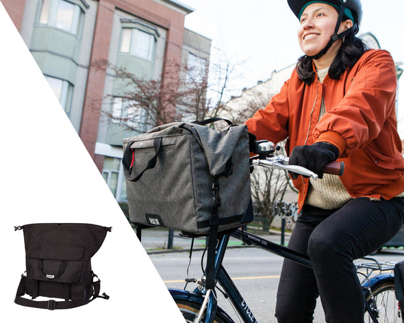 Two Wheel Gear - Dayliner Handlebar and Trunk Box Bag