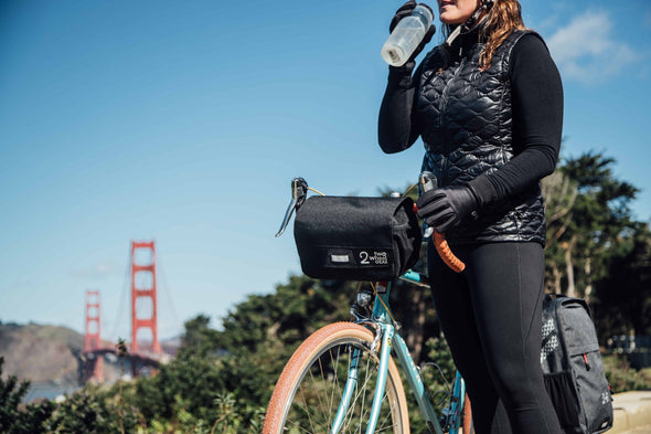Two Wheel Gear - Mini Messenger Handlebar Bag - Woman Commuter