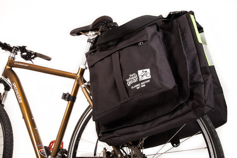 Pannier Backpack Convertible (2018) - RE-USED