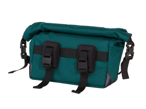 Two Wheel Gear - Dayliner Mini Handlebar Bag - Tofino Blue - back