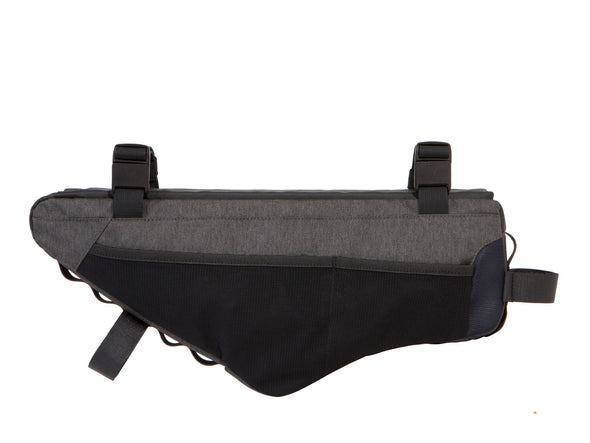 Two Wheel Gear - Bicycle Frame Bag - Graphite - 3.5 L - Side Mesh
