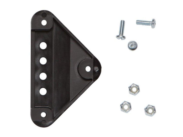 Accessories - KLICKfix - TWIST Pannier Hook Triangle Plate