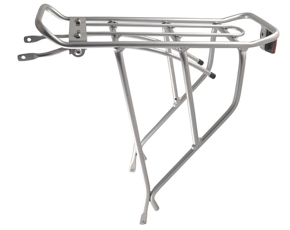 Silver - Accessories - Priority Rear Bike Rack