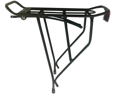 Black - Accessories - Priority Rear Bike Rack
