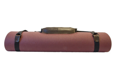 Yoga Mat Sling Chocolate Brown, Accessories - Two Wheel Gear, Two Wheel Gear - 4