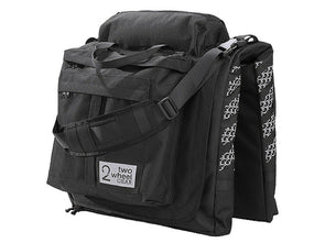Classic 2.0 Garment Pannier - Black Commuter Bag - Two Wheel Gear