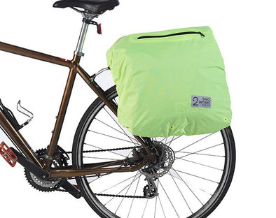 Classic Garment Pannier - Replacement Rain Cover , Bags - Two Wheel Gear, Two Wheel Gear - 1