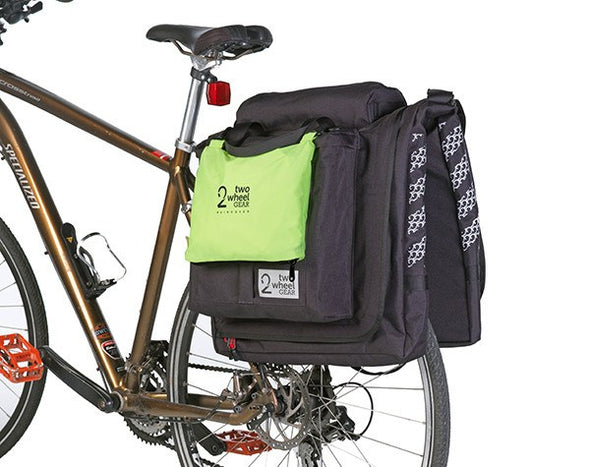 Classic Garment Pannier - Replacement Rain Cover , Bags - Two Wheel Gear, Two Wheel Gear - 2