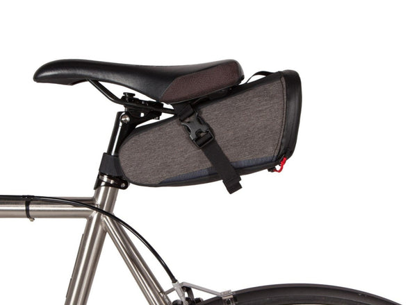 Two Wheel Gear Bags - Commute Seat Pack - Graphite Grey