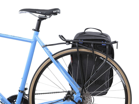 Graphite Bags - Pannier Backpack Convertible (2018) - Bicycle