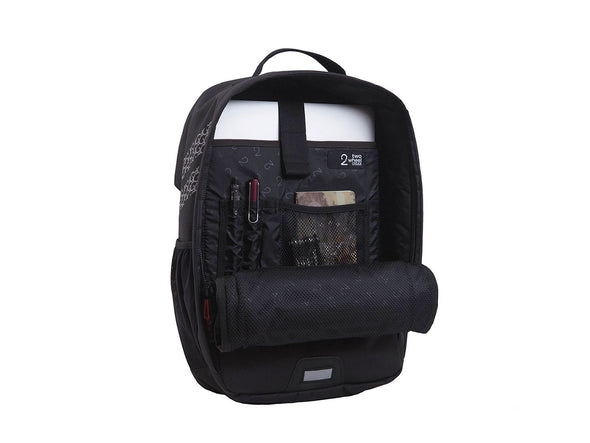 Black, Graphite - Bike Bags - Pannier Backpack Convertible (2018) - Laptop