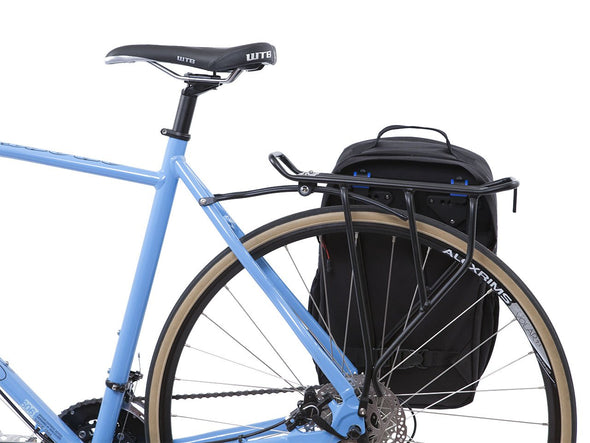 Black - Bike Bags - Pannier Backpack Convertible (2018) - Bicycle