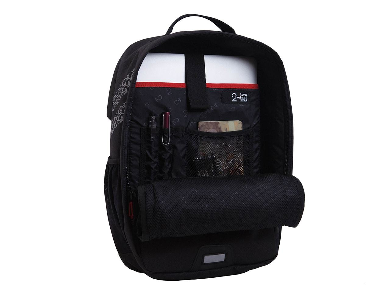 Pannier Backpack Convertible - Black , Bags - Two Wheel Gear, Two Wheel Gear - 3