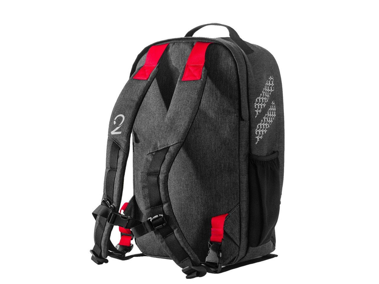 Pannier Backpack Convertible - Graphite , Bags - Two Wheel Gear, Two Wheel Gear - 2