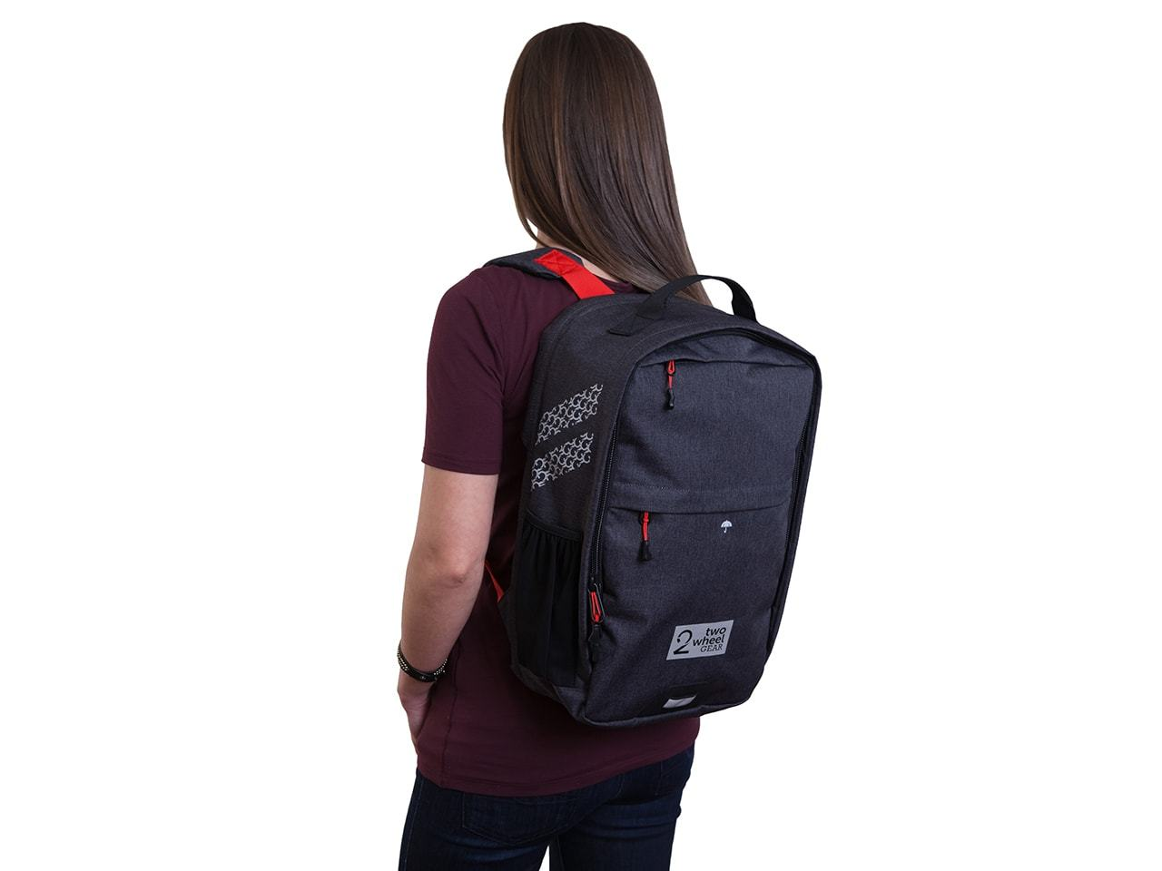 Bags - Pannier Backpack Convertible - Graphite (2017)