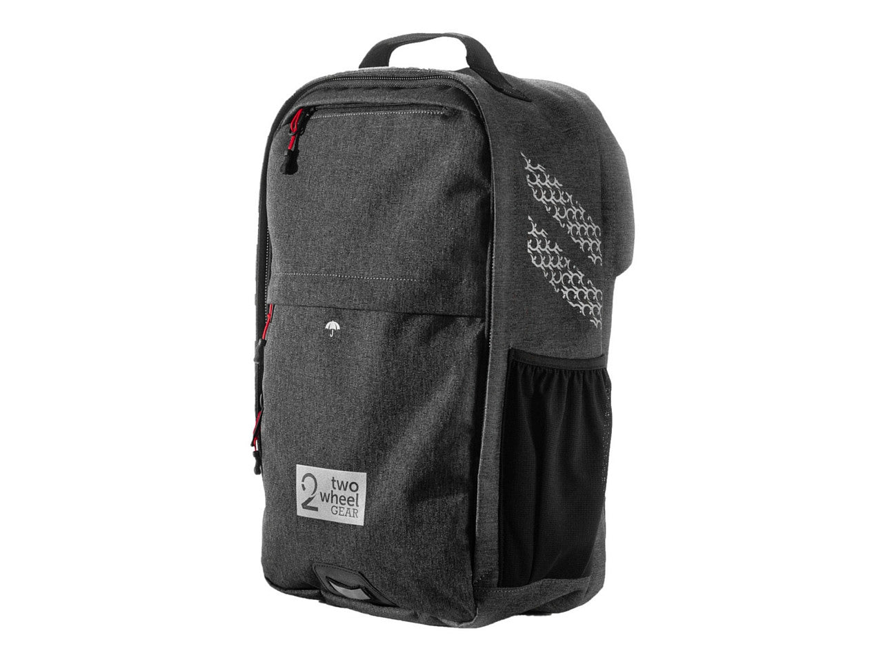 Pannier Backpack Convertible - Graphite Grey - Bags - Two Wheel Gear - Side
