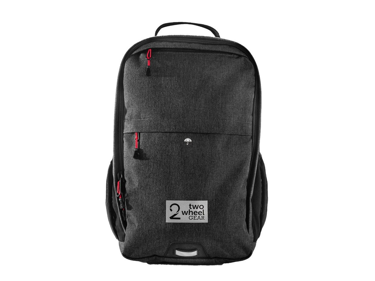 Pannier Backpack Convertible - Graphite Grey - Bags - Two Wheel Gear - Front