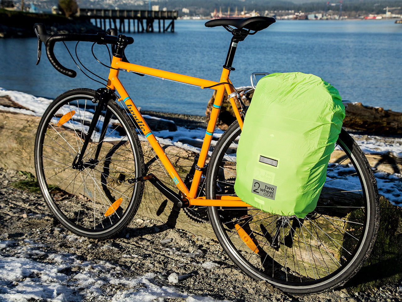 Bags - Pannier Backpack - Replacement Rain Cover