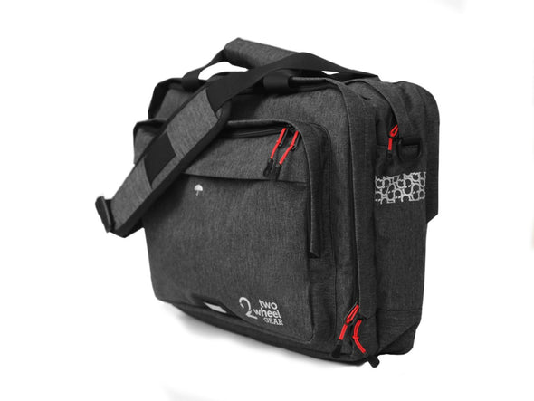 Graphite - Bike Bags - Pannier Briefcase Convertible (2018)