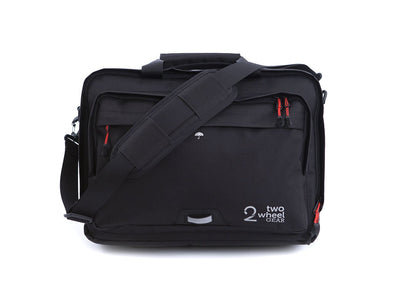 Black - Bike Bags - Pannier Briefcase Convertible (2018) (549233164348)