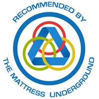 Logo for The Mattress Underground - Your best source for information on mattresses