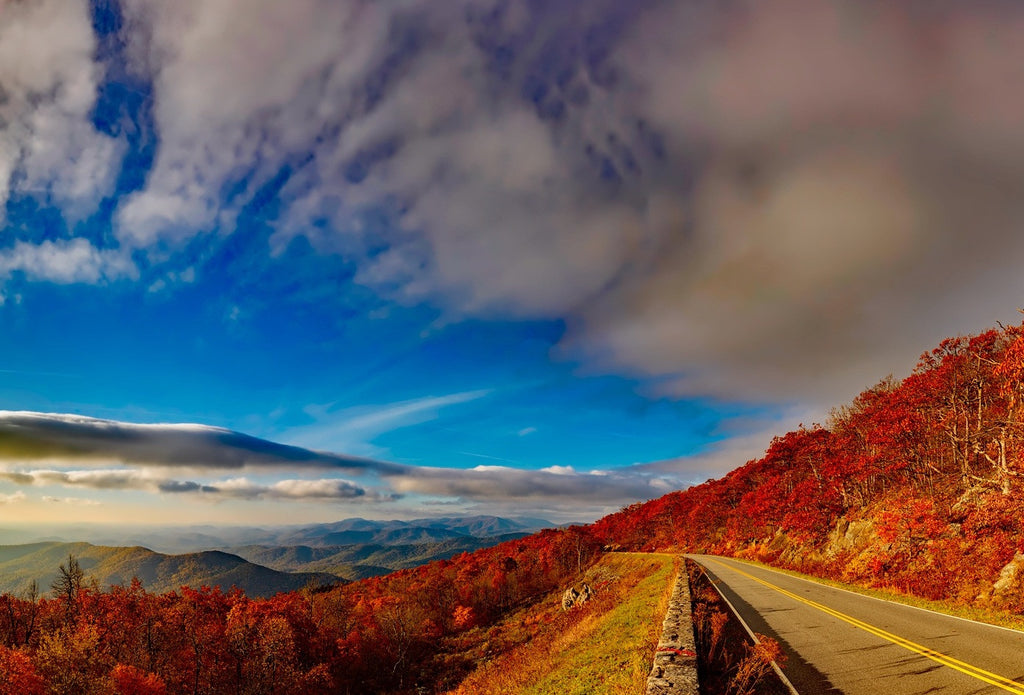 6 Amazing Fall Hiking Destinations
