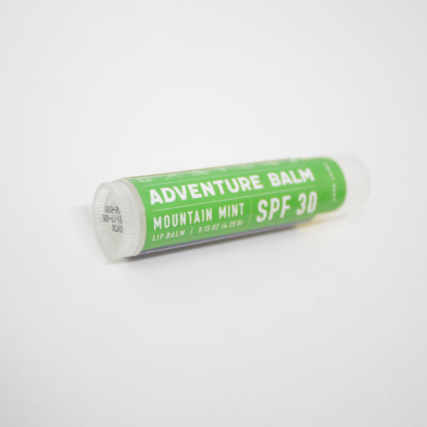 Mountain Mint SPF 30 Lip Balm
