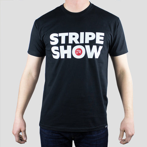 Stripe Show - Black
