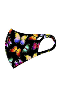 Butterfly breathable mask