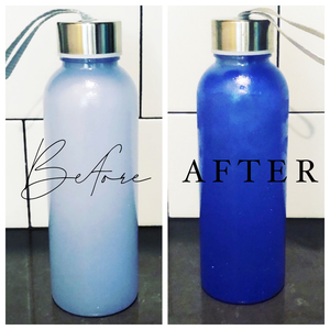 Color Changing Bottles