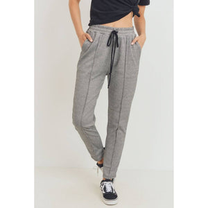 Double knot menswear pants