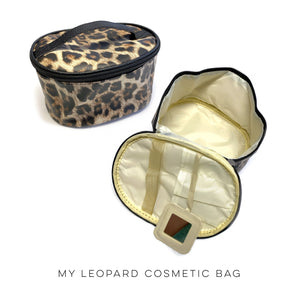 My Leopard Cosmetic Bag