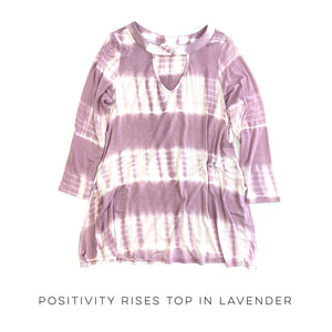 Positivity Rises Top in Lavender