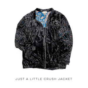 Just a Little Crush Jacket