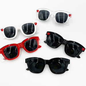 Heart Jewel Sunglasses