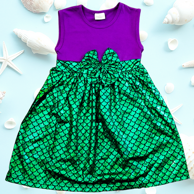 Mermaid Fantasy Dress