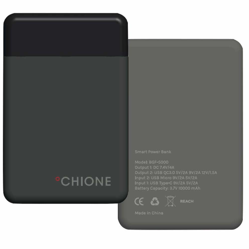 Chione battery 10000 mah