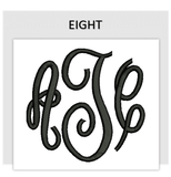 Font EIGHT