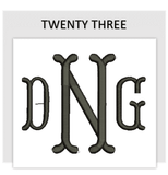 Font TWENTY THREE