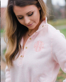 Monogrammed Hingham Tunic 4 Colors