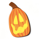 Carved Pumpkin Attachment