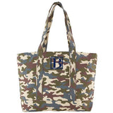 All Camo Medium Boat Totes Two Colors Dark Camo