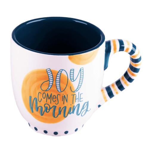 Joy in the Morning Mug