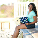 Zip Pouch Wristlet Many Patterns to Choose
