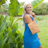 Hayley Cork Personalized Purse Lifestyle