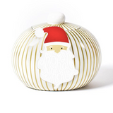 Santa Attachment on Cookie Jar