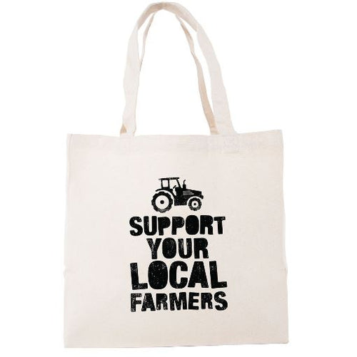 Market Bag-Support Your Local Farmers
